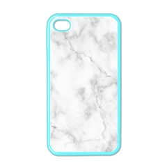 Marble Apple Iphone 4 Case (color)