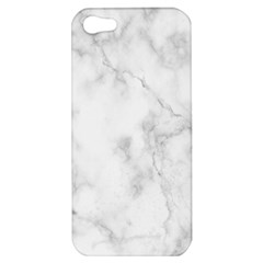 Marble Apple Iphone 5 Hardshell Case by DannyM
