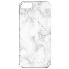 Marble Apple Iphone 5 Classic Hardshell Case by DannyM