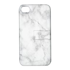 Marble Apple Iphone 4/4s Hardshell Case With Stand by DannyM