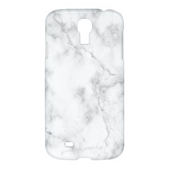 Marble Samsung Galaxy S4 I9500/i9505 Hardshell Case by DannyM