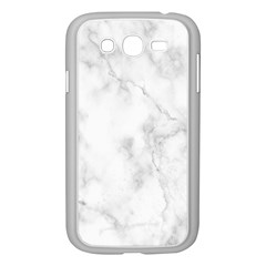 Marble Samsung Galaxy Grand Duos I9082 Case (white) by DannyM