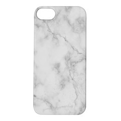 Marble Apple Iphone 5s/ Se Hardshell Case by DannyM