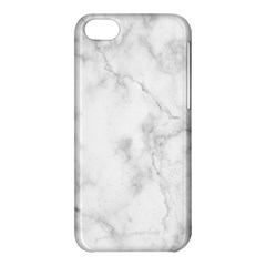 Marble Apple Iphone 5c Hardshell Case by DannyM