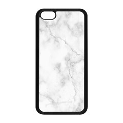 Marble Apple Iphone 5c Seamless Case (black) by DannyM