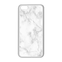 Marble Apple Iphone 5c Seamless Case (white) by DannyM