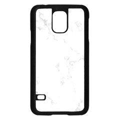 Marble Samsung Galaxy S5 Case (black) by DannyM