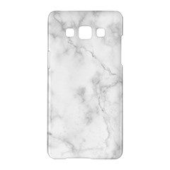 Marble Samsung Galaxy A5 Hardshell Case  by DannyM