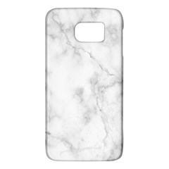 Marble Samsung Galaxy S6 Hardshell Case  by DannyM