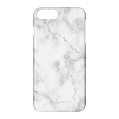 Marble Apple Iphone 7 Plus Hardshell Case by DannyM