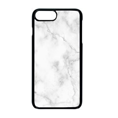 Marble Apple Iphone 7 Plus Seamless Case (black)