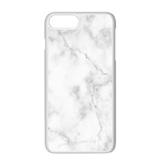 Marble Apple Iphone 7 Plus Seamless Case (white)