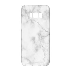 Marble Samsung Galaxy S8 Hardshell Case  by DannyM