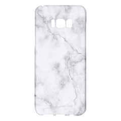 Marble Samsung Galaxy S8 Plus Hardshell Case  by DannyM