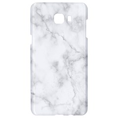 Marble Samsung C9 Pro Hardshell Case  by DannyM