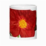 Deep Plumb Blossom Morph Mugs Center