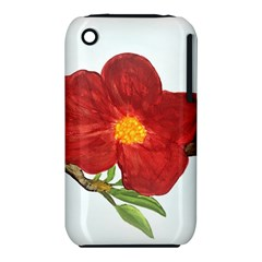 Deep Plumb Blossom Iphone 3s/3gs by lwdstudio