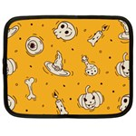 Funny Halloween Party Pattern Netbook Case (XL) Front