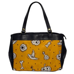 Funny Halloween Party Pattern Oversize Office Handbag