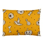 Funny Halloween Party Pattern Pillow Case (Two Sides) Back