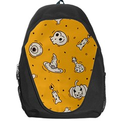 Funny Halloween Party Pattern Backpack Bag