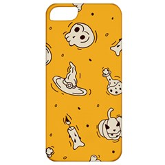 Funny Halloween Party Pattern Apple Iphone 5 Classic Hardshell Case