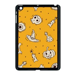 Funny Halloween Party Pattern Apple Ipad Mini Case (black)