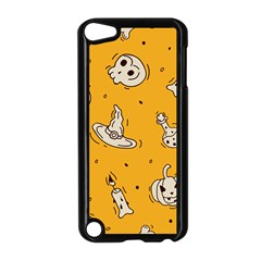 Funny Halloween Party Pattern Apple Ipod Touch 5 Case (black)
