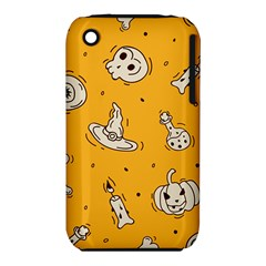 Funny Halloween Party Pattern Iphone 3s/3gs