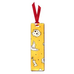 Funny Halloween Party Pattern Small Book Marks
