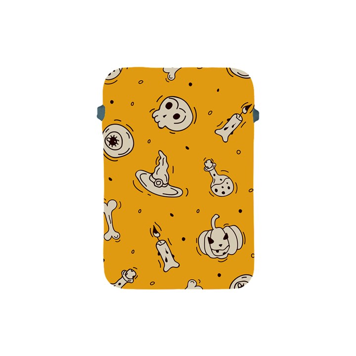 Funny Halloween Party Pattern Apple iPad Mini Protective Soft Cases