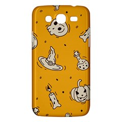 Funny Halloween Party Pattern Samsung Galaxy Mega 5 8 I9152 Hardshell Case