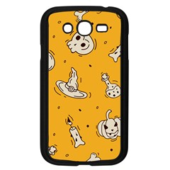Funny Halloween Party Pattern Samsung Galaxy Grand Duos I9082 Case (black)