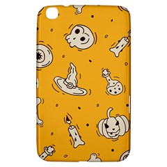 Funny Halloween Party Pattern Samsung Galaxy Tab 3 (8 ) T3100 Hardshell Case