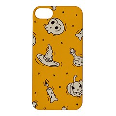 Funny Halloween Party Pattern Apple Iphone 5s/ Se Hardshell Case