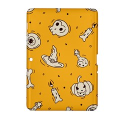 Funny Halloween Party Pattern Samsung Galaxy Tab 2 (10 1 ) P5100 Hardshell Case