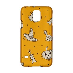 Funny Halloween Party Pattern Samsung Galaxy S5 Hardshell Case