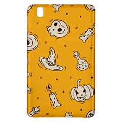 Funny Halloween Party Pattern Samsung Galaxy Tab Pro 8 4 Hardshell Case