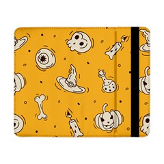Funny Halloween Party Pattern Samsung Galaxy Tab Pro 8 4  Flip Case
