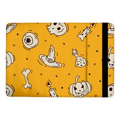 Funny Halloween Party Pattern Samsung Galaxy Tab Pro 10 1  Flip Case