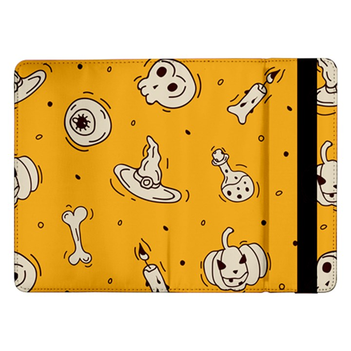 Funny Halloween Party Pattern Samsung Galaxy Tab Pro 12.2  Flip Case