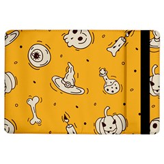 Funny Halloween Party Pattern Ipad Air Flip