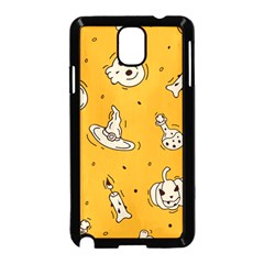 Funny Halloween Party Pattern Samsung Galaxy Note 3 Neo Hardshell Case (black)