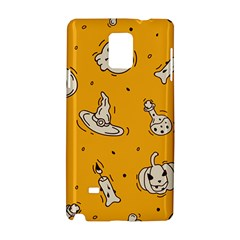 Funny Halloween Party Pattern Samsung Galaxy Note 4 Hardshell Case