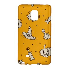 Funny Halloween Party Pattern Samsung Galaxy Note Edge Hardshell Case