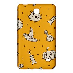 Funny Halloween Party Pattern Samsung Galaxy Tab 4 (7 ) Hardshell Case  by HalloweenParty