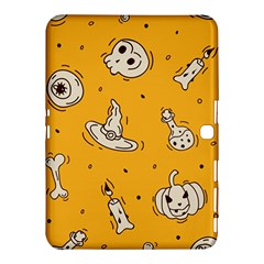 Funny Halloween Party Pattern Samsung Galaxy Tab 4 (10 1 ) Hardshell Case