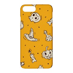 Funny Halloween Party Pattern Apple Iphone 7 Plus Hardshell Case