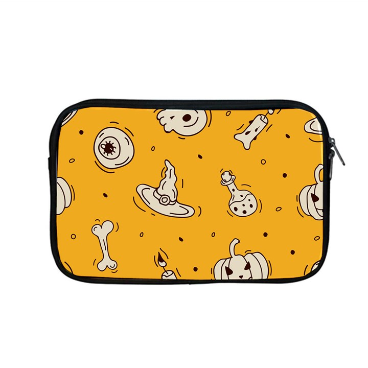 Funny Halloween Party Pattern Apple MacBook Pro 13  Zipper Case