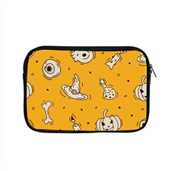 Funny Halloween Party Pattern Apple Macbook Pro 15  Zipper Case